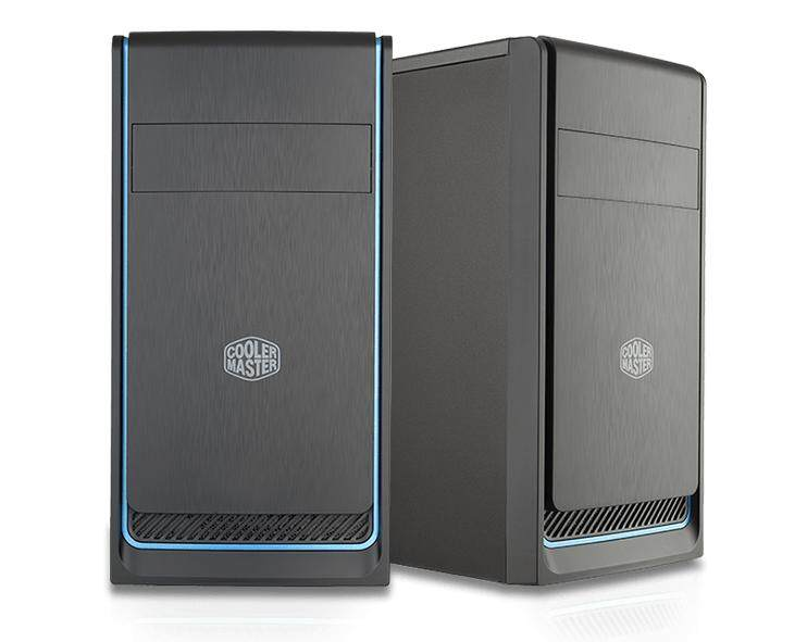 COOLER MASTER MASTERBOX E300L (BLUE) CHASSIS Malaysia