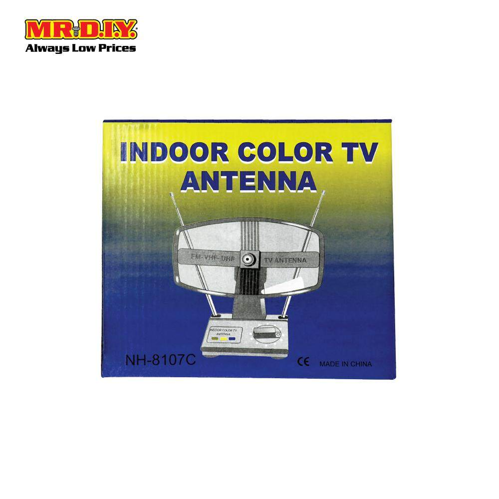 MR DIY Indoor Colour TV Antenna