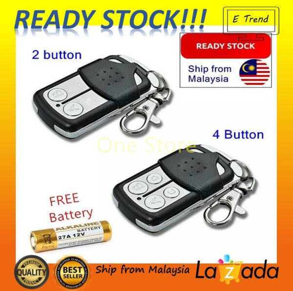 High Quality 5326 Autogate Replacement Switch Remote Control Key 330mhz or 433mhz