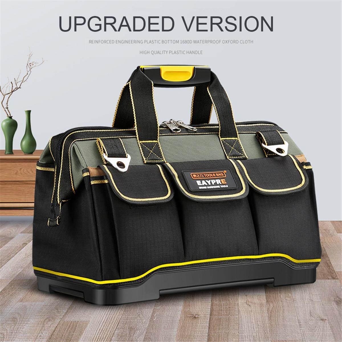 13 Inch Tools Storage Bags Waterproof Heavy Duty Molded Base Pouches  13inch ae7238c5c9111