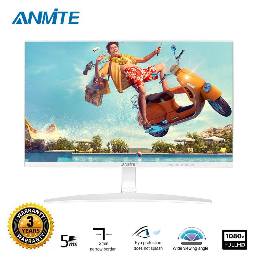 Anmite  22  75hz HDR IPS FHD [1920 x 1080] Gaming Monitor Ultra-narrow border PC HDMI Led Display Built-in speaker