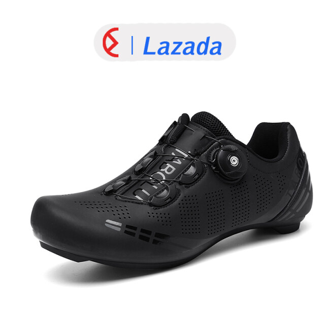 2021 New Upline Cycling Shoes Speed Cycling rubber Shoes for men Cycling Shoes flat Cycling Shoes Road Bike Self-locking Professional Breathable Ultralight Can be equipped with cleats Big Size 36-47 giá rẻ