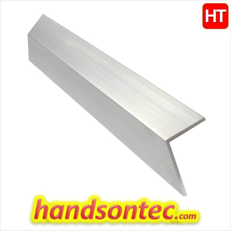 RA6061 Aluminum Right Angle Bar/1″x1″, L=300mm T=4.5mm