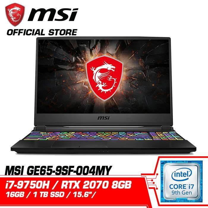 GE65 Raider 9SE 004MY (GeForce® RTX 2070, 8GB GDDR6) Malaysia