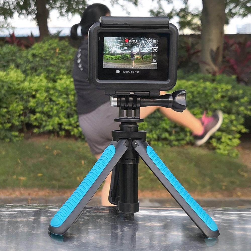 Mini Di Động Nối Dài Cực Cầm Tay Tự Cực Quần Shorts Đùi Đi Pro Chân Máy Monopod Gắn Cho GoPro Camera Hành Động Đang Khuyến Mại Khủng