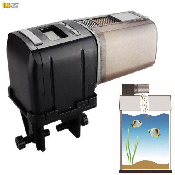 Hackey Máy Cho Cá Ăn Tự Động Mini Có Thể Lập Trình Thông Minh Máy Cho Cá Ăn Bể Cá
