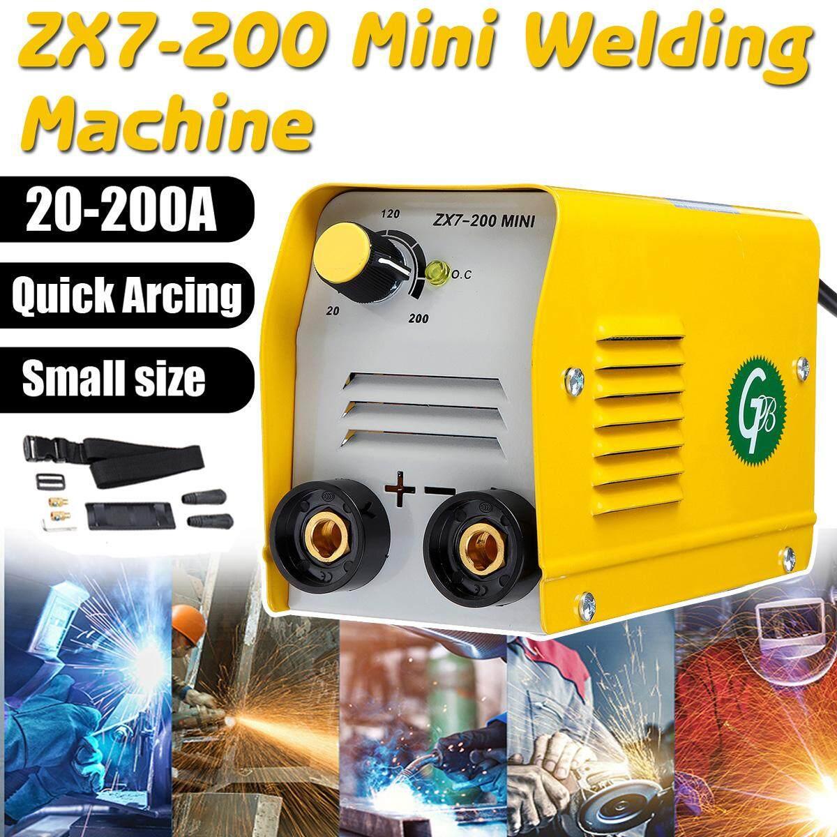 ZX7-200 200A Mini, Máy Hàn Điện IGBT DC Inverter VÒNG CUNG MMA Dính