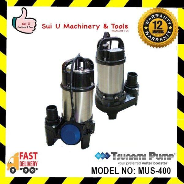 TSUNAMI MUS400 / MUS 400 / MUS-400 Submersible Pump 400W