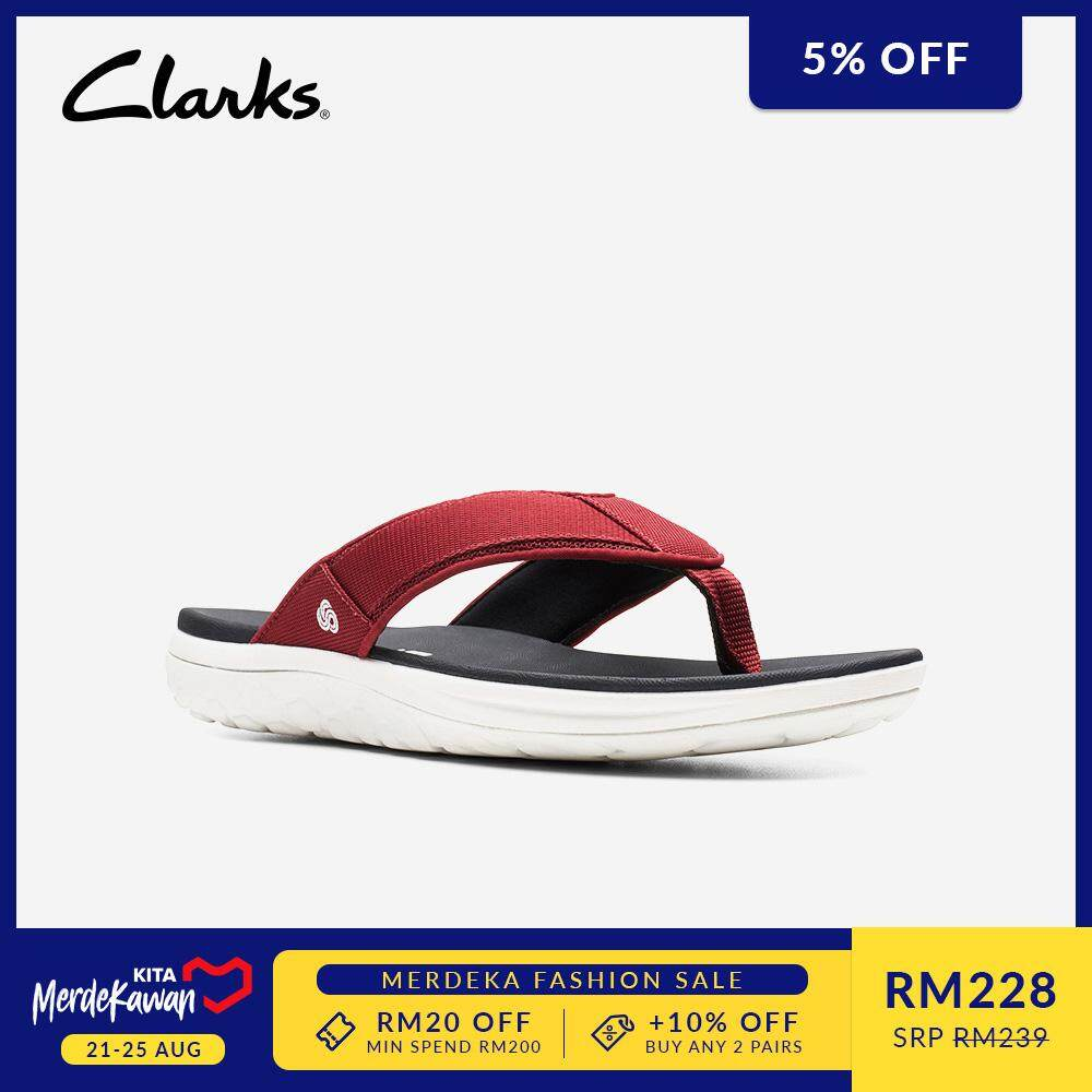 a598309cba9d4 Clarks Cloudsteppers Mens Casual Sandals Step Beat Dune