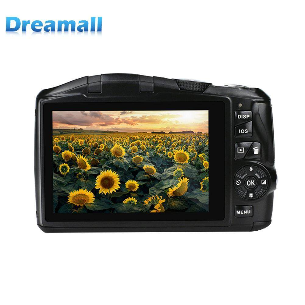 Dreamall Komery Cdr6 Máy Ảnh Kỹ Thuật Số 24mp 3.5 Inch Ips 4x Zoom Kỹ Thuật Số Dslr Camera By Dreamall.