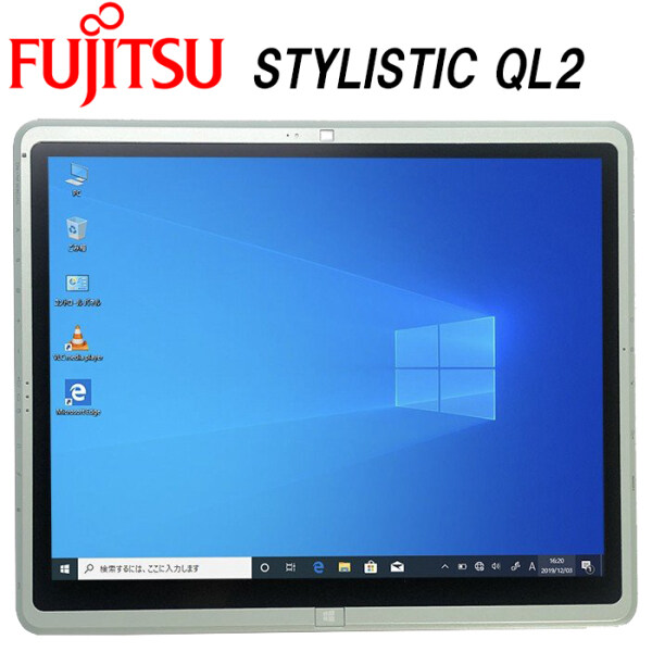 Refurbished Fujitsu STYLISTIC QL2 Core-i5 12inch RAM: 4GB SSD: 64GB/128GB touch Wi-Fi Bluetooth laptop with free gift Malaysia