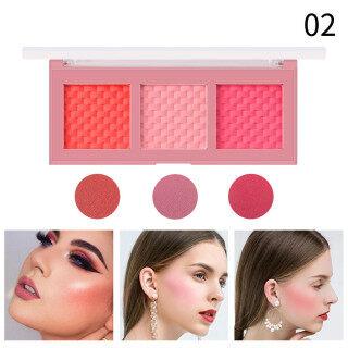 Bisturizer Bảng Màu Má Hồng Sửa Chữa Tiện Dụng Nhiều Màu Làm Đẹp Lãng Mạn, Make-Up thumbnail