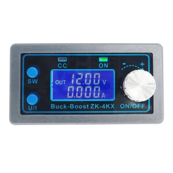 Bảng giá ZK-4KX DC-DC CNC Mô-đun Chuyển Đổi Buck Boost CC CV 0.5-30V 4A Bộ Điều Chỉnh Điện Áp Bước Xuống Có Thể Điều Chỉnh