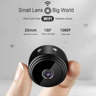 Camera Phát Hiện Chuyển Động Tầm Nhìn Ban Đêm A9 Mini DV WIFI 1080P thumbnail