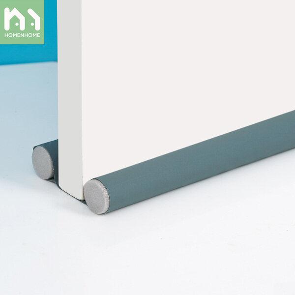 Homenhome Flexible Door Bottom Sealing Strip Door Seam Sound-Proof Tool Security Door Wind and Insect Resistant Bedroom Door Seam Seal Strip