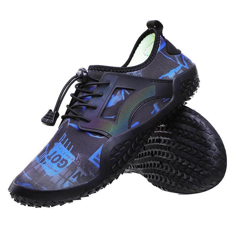 Nước chống trượt Lặn Bơi Giày Thoáng Chân Trần Slip-On Sneaker
