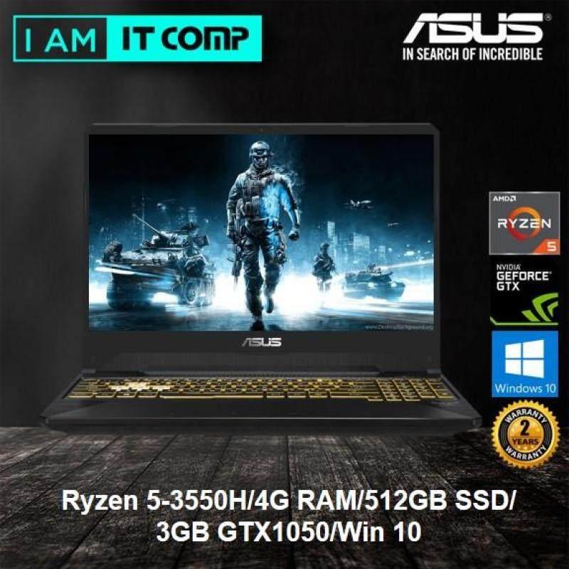 ASUS TUF FX505D-DBQ234T AMD Ryzen 5-3550H,4GB,512GB SSD,GTX1050 3GB,15.6Inch Malaysia