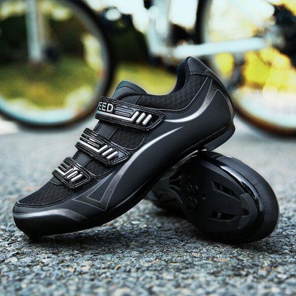 Giày Đạp Xe MTB Mới 2021, Giày Thể Thao Nam Mùa Đông Road Dirt Xe Đạp Tốc Độ Phẳng Sneaker Xe Đạp Đua Xe Đạp Leo Núi Spd Cho Nữ giá rẻ