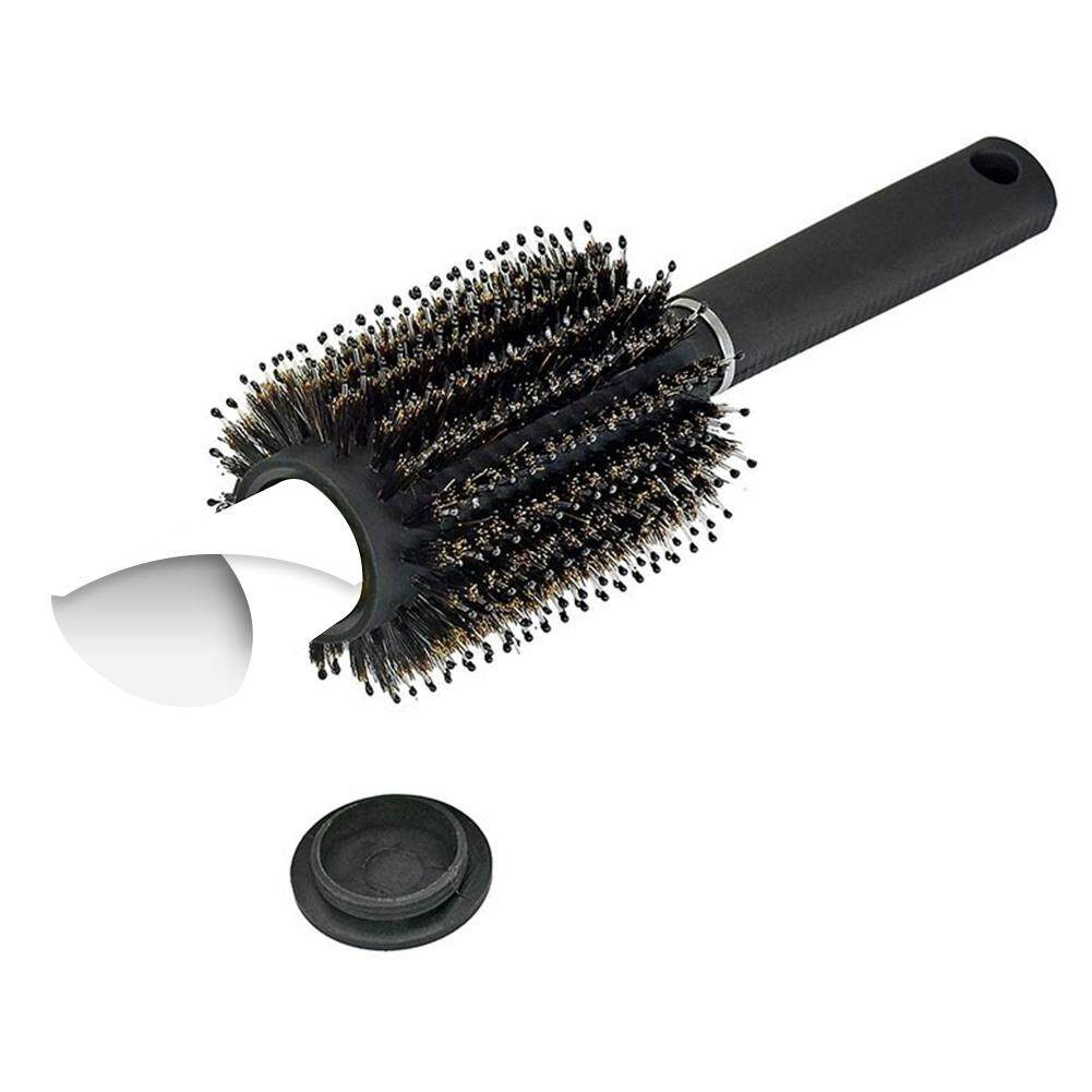 Hair Brush Shape Removable Money Container Portable Travel With Lip Jewelry Safe Diversion Multifunctional Stash Box