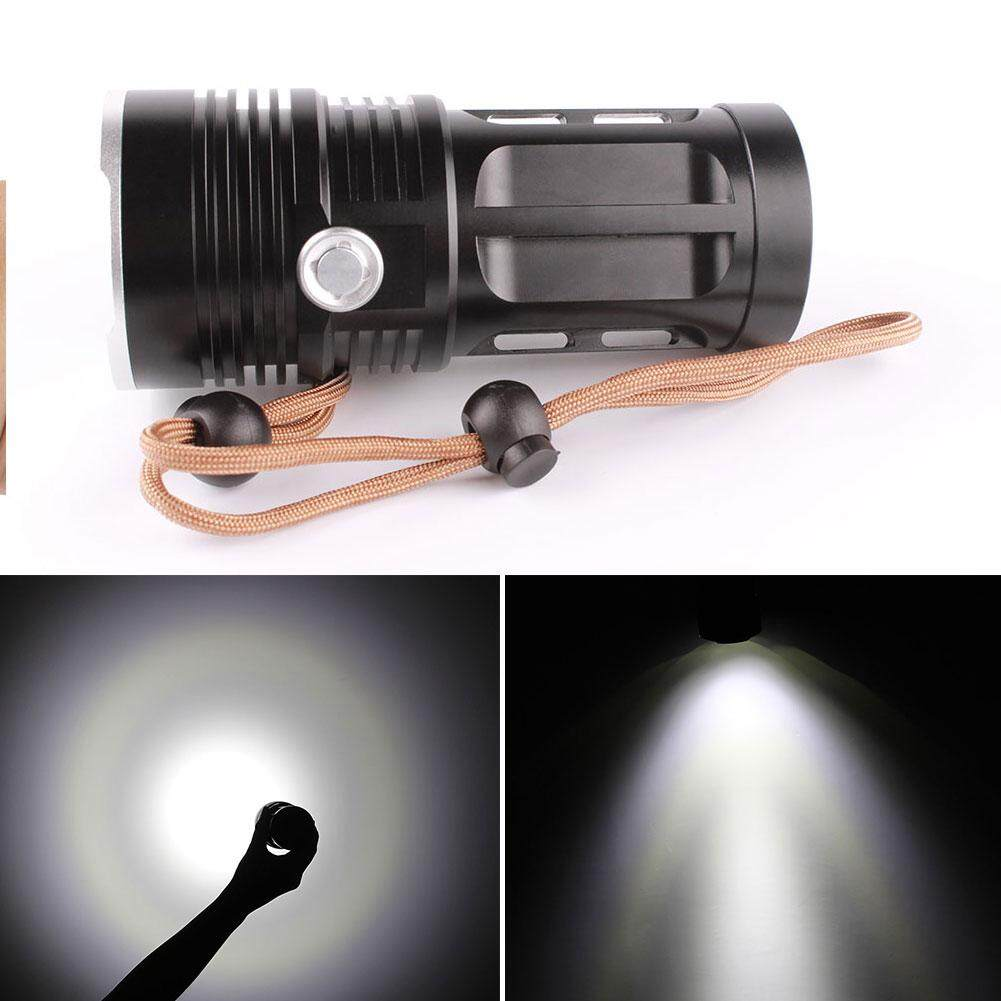 Qearl Shop Practical Hot Sale!!!13LED High Power Flashlight Torch Light Lamp 9250lm Portable Highlight Bright