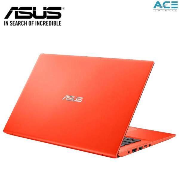 Asus Vivobook 15 A512F-LBQ176T/A512F-LBQ177T/A512F-LBQ178T/A512F-LBQ179T Notebook *Grey/Blue/Orange/Silver* (i5-8265U/4GB DDR4/512GB PCIe/MX250 2GB/15.6 FHD/Win10) Malaysia