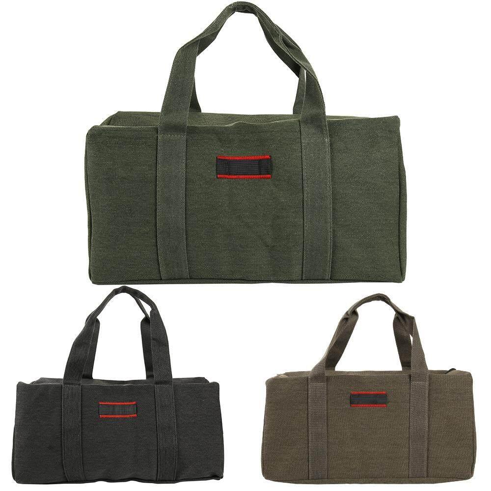 Men Travel Bag Extra Large Capacity Kraft Hand Extra Thick Canvas Luggage Bag