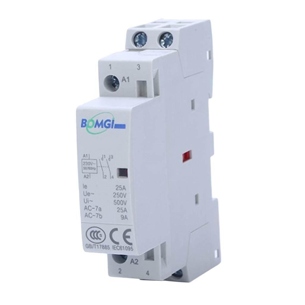 Blesiya Household AC Modular Contactor BCH8-25A 2P 25A 2NO 50/60Hz 230V