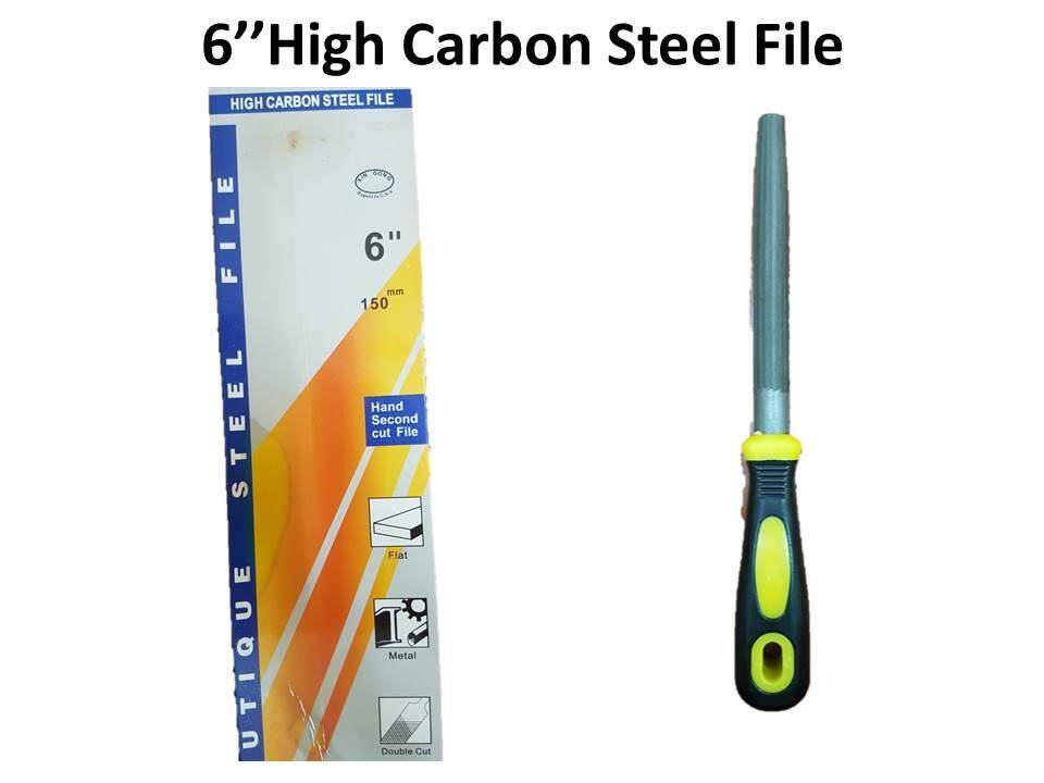 6High Carbon Steel File