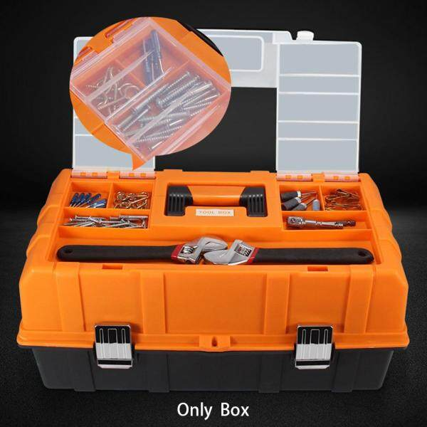 17inch Storage Multifunction Durable Foldable Organizer Three Layers Household Tool Box