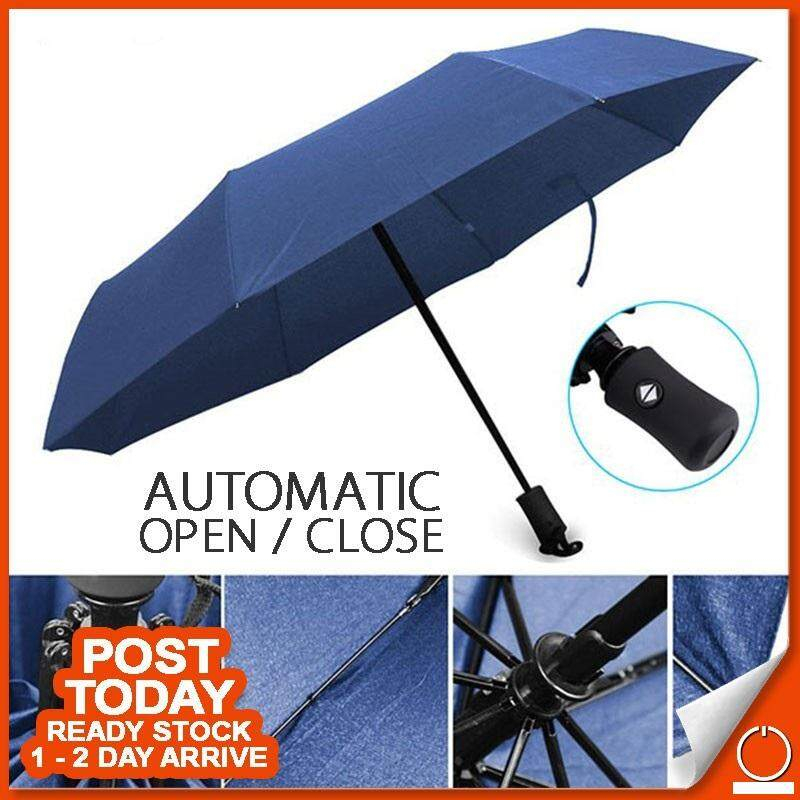 adc8ba245fb27 Automatic UV Proof Auto-Open Foldable Umbrella Advanced For Travel And  Daily Use