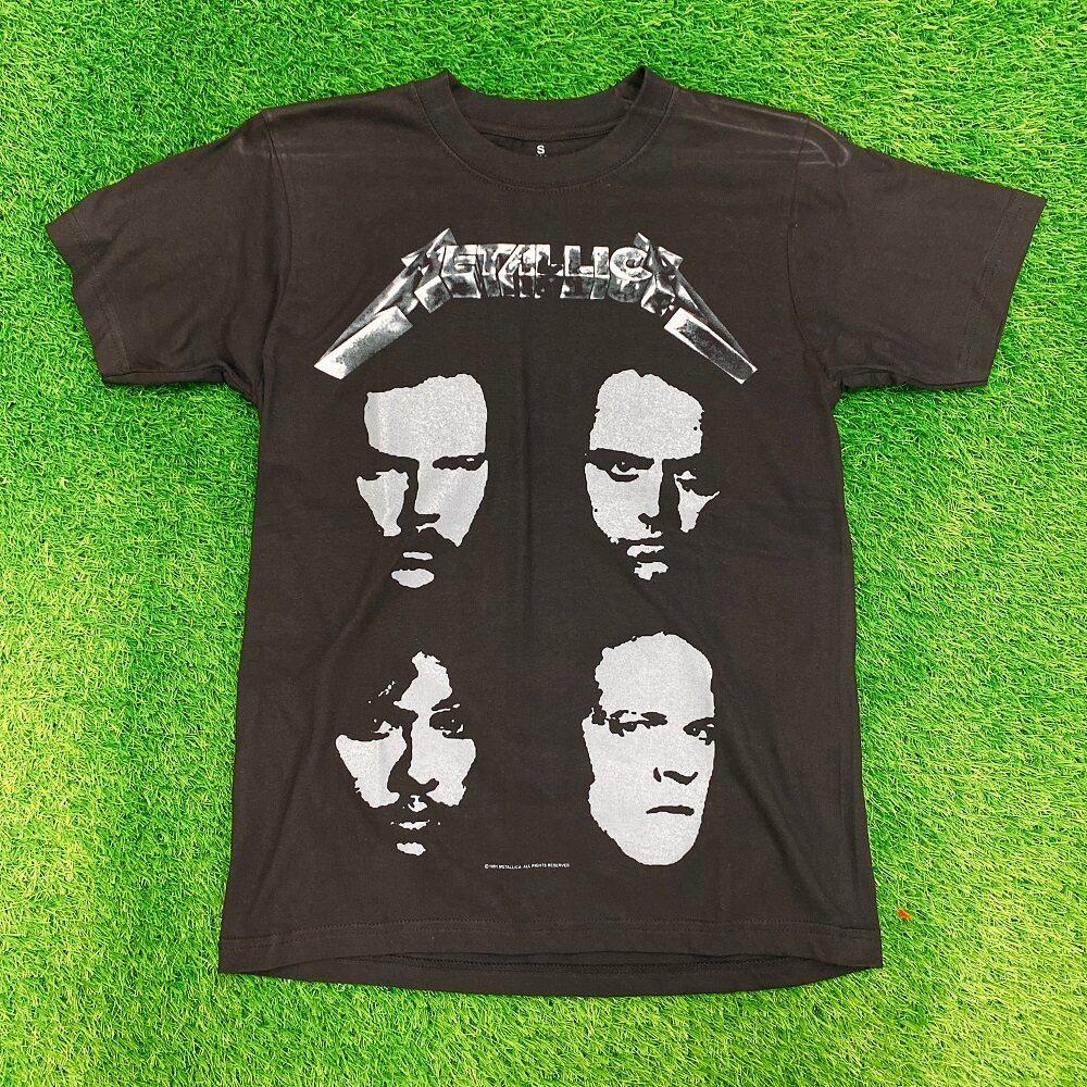 Metallica Snake band patch.