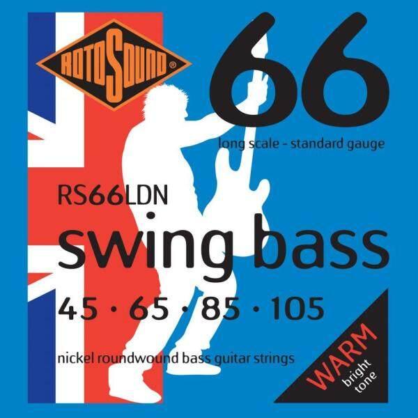 RotoSound RS66LDN 4-Str Bass 45-105 Malaysia