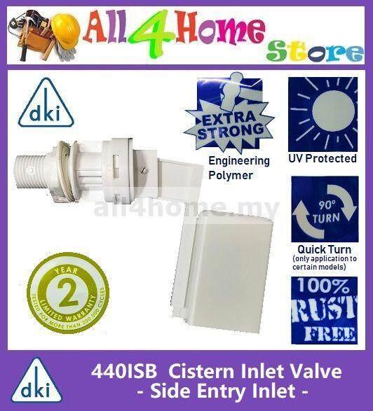 4401SB DKI Standard Toilet Cistern Float Valve