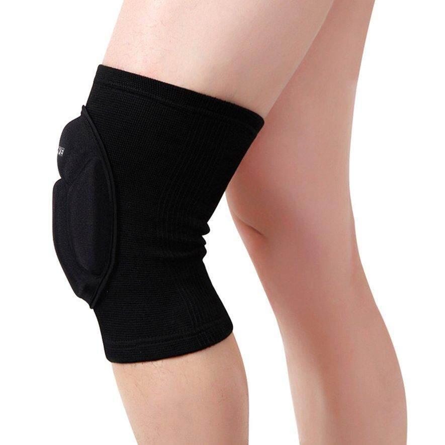 Awins Wosawe Olahraga Sepeda Outdoor Kebugaran Menjalankan Anti-Strain Bantalan Lutut Bc317 Tunggal By Angelwins.