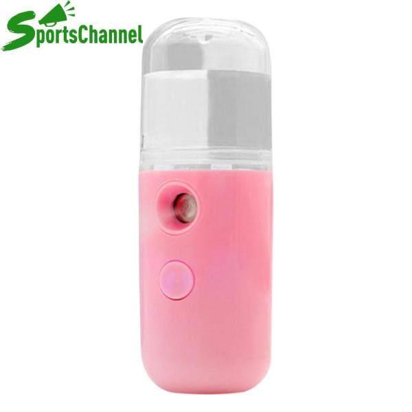 30ml Mini Nano Facial Sprayer Humidifier USB Charging Face Moisturizing Steamer Nebulizer Skin Care Tools Singapore