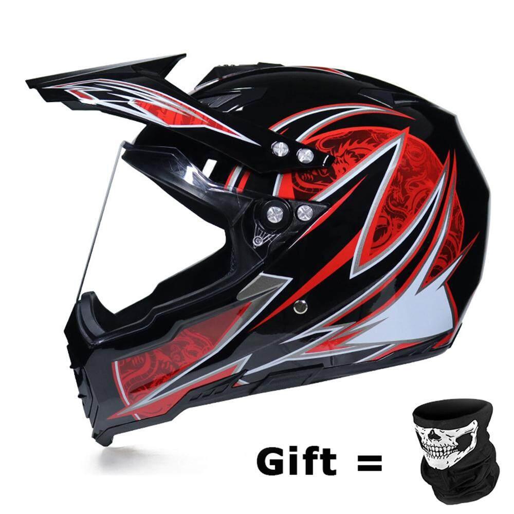 New Motorcycle Helmet for Men Full Face Helmet Moto Riding ABS Material Adventure Motocross Helmet Moto DOT Certification #