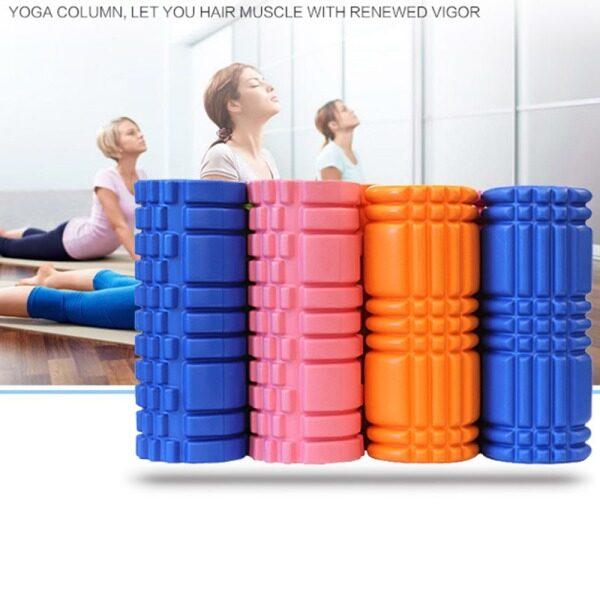 Bảng giá Giữ & Slim Cột Yoga Tập Thể Dục Pilates Bọt Yoga Khối Xoay Train Mát-xa Tập Gym