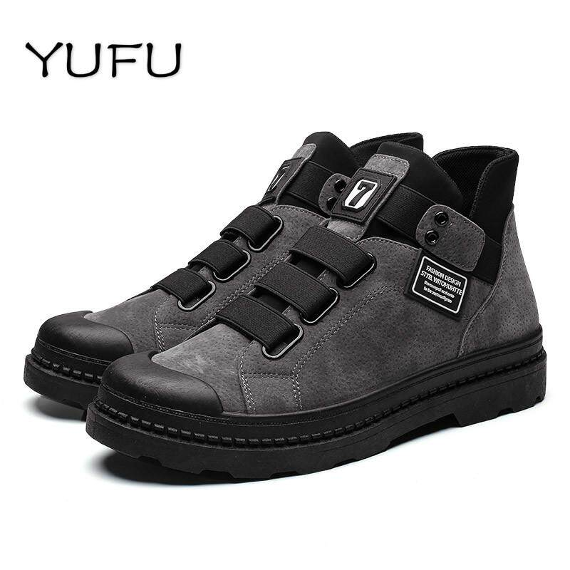 4fd60232f44e Men s Explosive Cotton Shoes Martin Boots Ankle Boots Fashion New Style