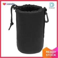 Túi đựng ống kính máy ảnh DSLR bằng cao su Neoprene Túi bảo vệ mềm chống sốc ống kính SLR