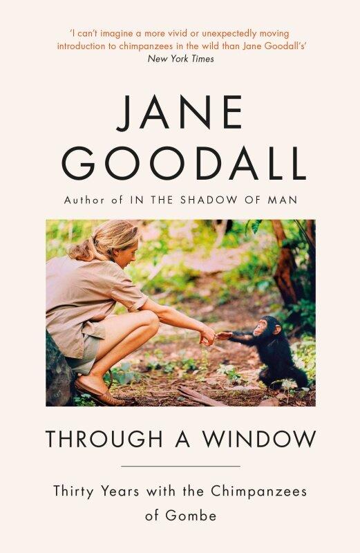 BORDERS Through A Window  Jane Goodall Malaysia