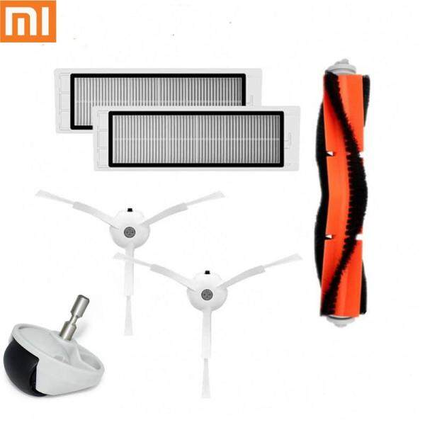 For Xiaomi Mi Sweeping Robot Accessories Set Sweeper Filter Main Side Brushes Singapore