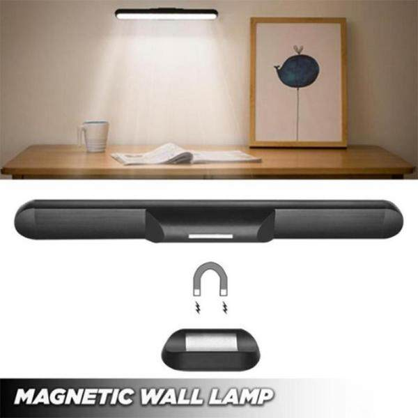 Magnetic LED Wall Lamp Reading Light for Dormitory Kitchen Cabinet Wardrobe Stairwell