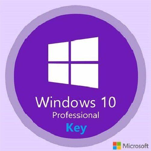 Win 10 Pro Key Windows 10 Professional Key Win10 Pro Key 32/64 Bit Lifetime Activation License Key