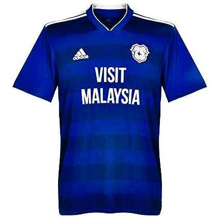Cardiff City Home Jersey 2018/19 Untuk Pria Epl By The Popular Store.