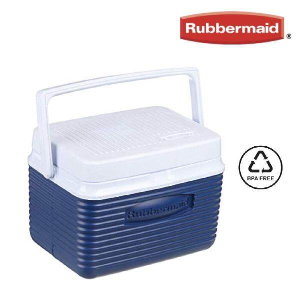 Rubbermaid 10 QT Cooler from USA (Blue)