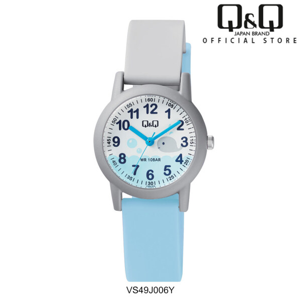 Q&Q Japan by Citizen VS49 Kids Fashion Resin Watch Malaysia