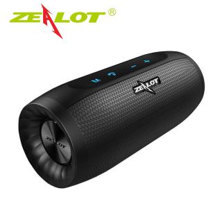 Zealot S16 Cột Loa Bluetooth Soundbar Không Dây Loa Siêu Trầm Dùng Ngoài Trời Công Suất Cao Không Thấm Nước Xách Tay Loa thumbnail