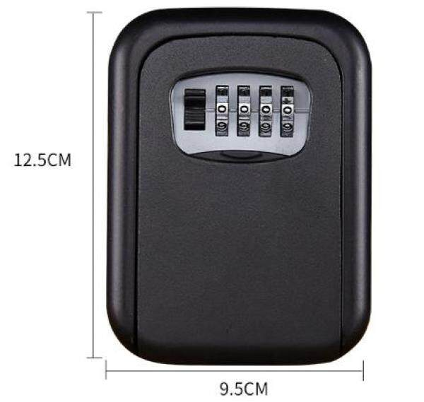 [READY STOCK] Outdoor Wall Mounted Key Safe Box Key Storage Box Key Box
