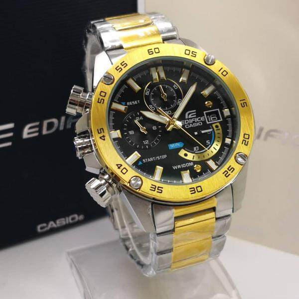 Casio_Edifice NF-04 Men Watch Stainless Steel Malaysia