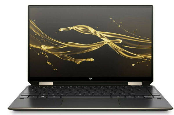 NEW HP Spectre x360 13.3 2 in 1 - Intel® Core™ i7, 512 GB SSD, Black Malaysia